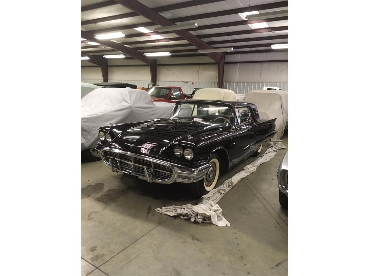 Large Picture of '60 Ford Thunderbird located in Greensboro North Carolina - QKW0