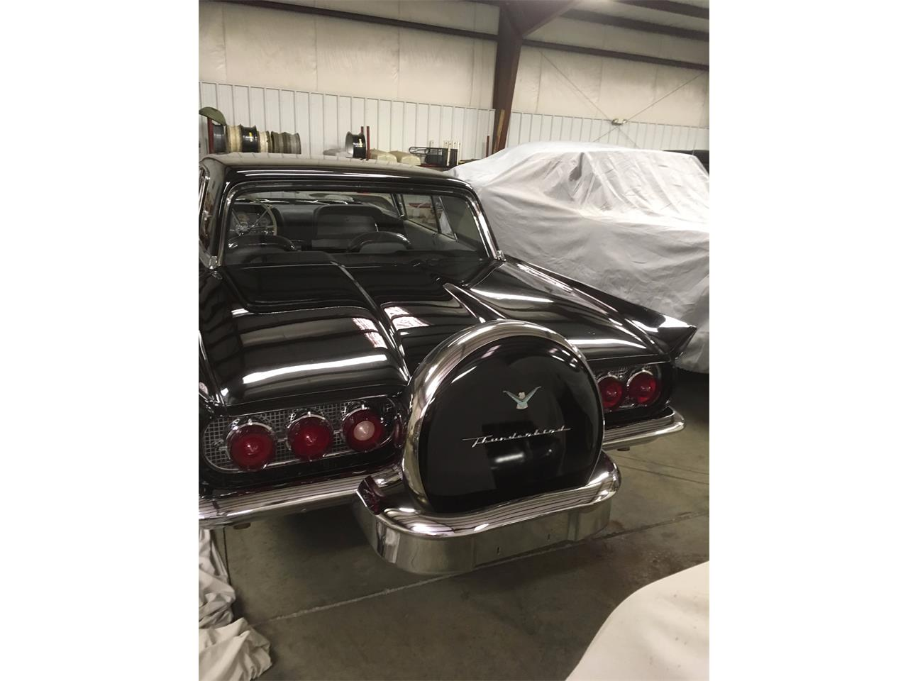 Large Picture of 1960 Ford Thunderbird located in North Carolina Offered by a Private Seller - QKW0