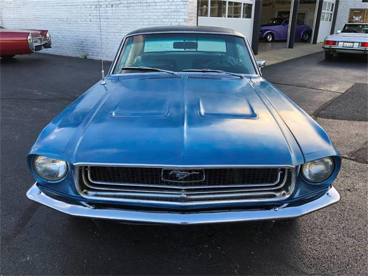 Large Picture of 1968 Mustang - QKST