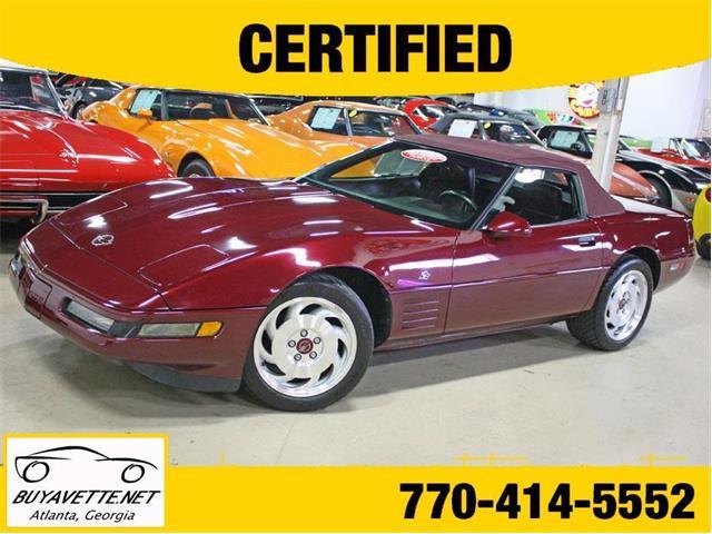 Picture of '93 Corvette - QLTX