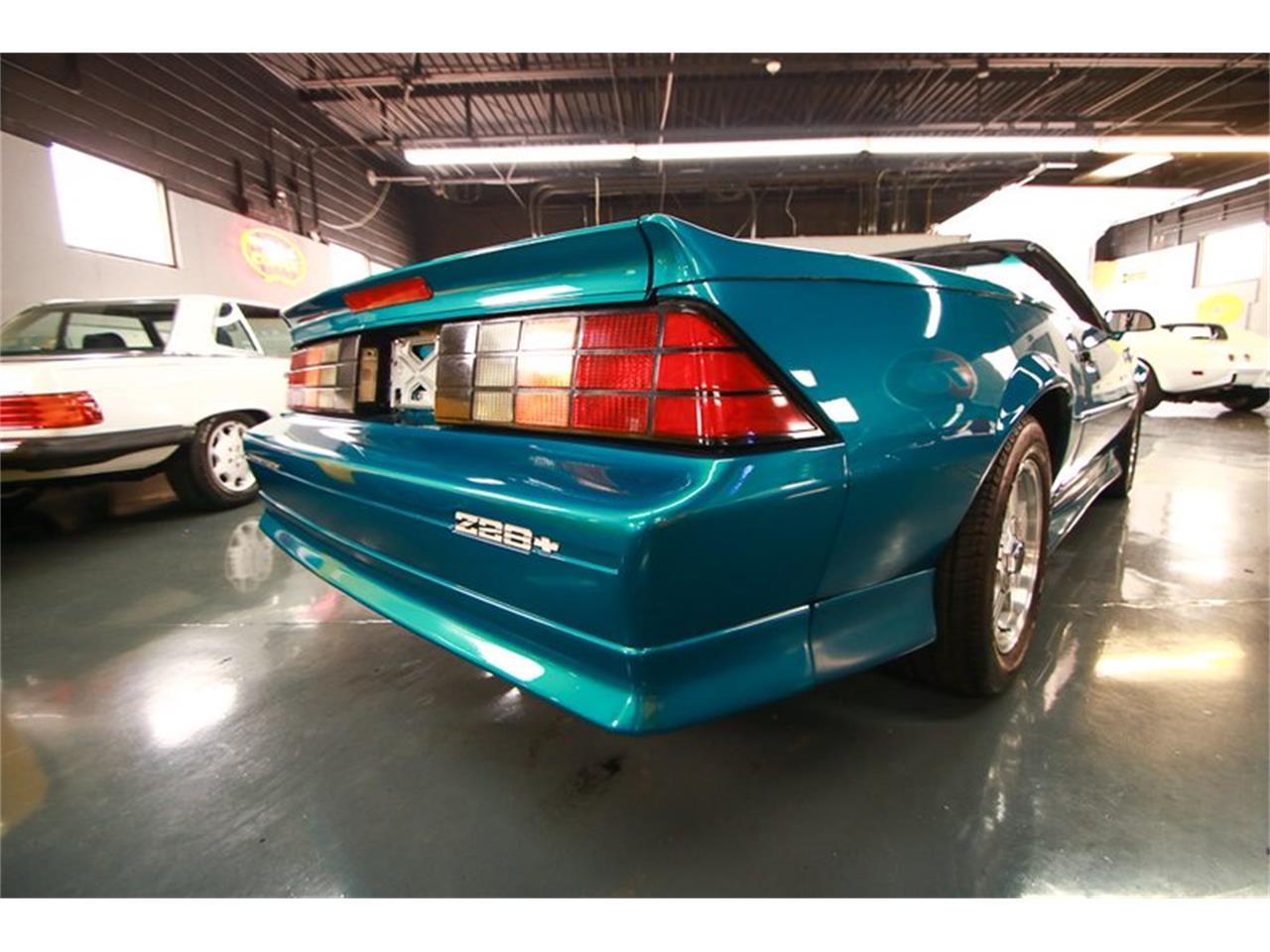 Large Picture of '92 Chevrolet Camaro located in Ohio - $12,900.00 - QLU7