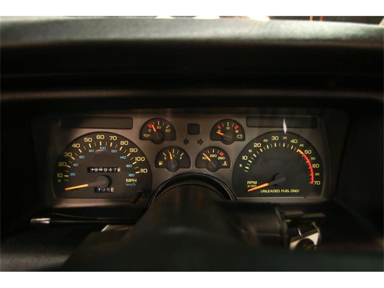Large Picture of '92 Chevrolet Camaro Offered by Seven Hills Motorcars - QLU7