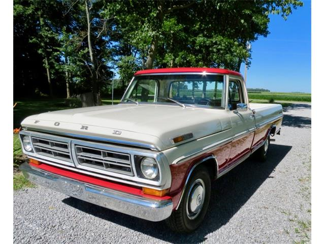 Picture of '71 F100 - QLUC