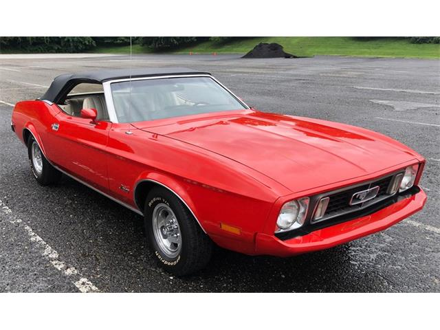 Picture of '73 Mustang - QLUE