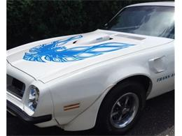Picture of '75 Firebird Trans Am located in New Jersey - $24,500.00 Offered by a Private Seller - QKWB
