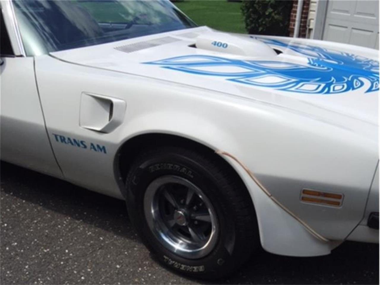 Large Picture of '75 Pontiac Firebird Trans Am - $24,500.00 - QKWB