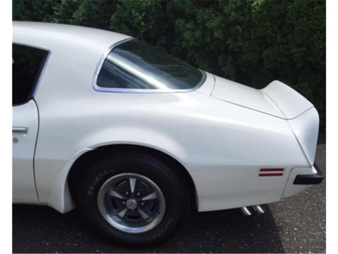 Large Picture of '75 Pontiac Firebird Trans Am located in Franklinville New Jersey - QKWB