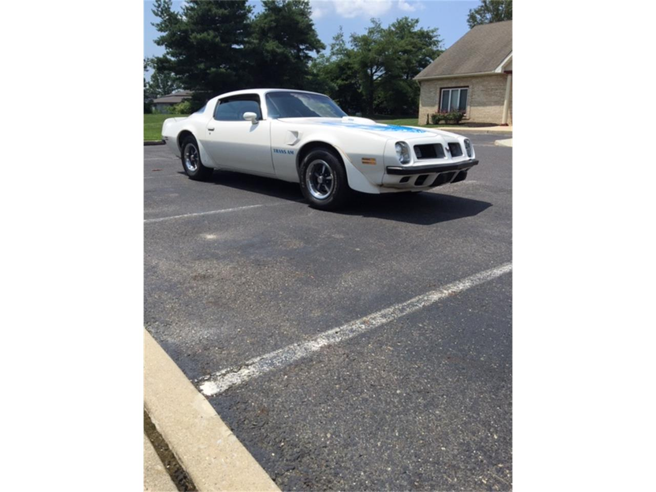 Large Picture of 1975 Firebird Trans Am - QKWB