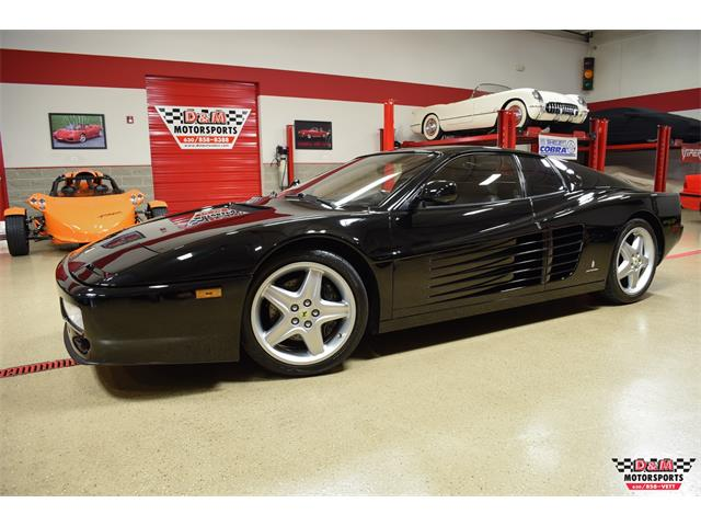 Picture of '92 Testarossa - QLVS