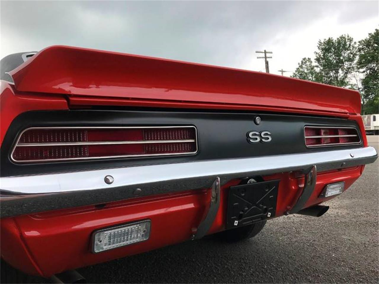 Large Picture of Classic '69 Chevrolet Camaro RS/SS - $52,485.00 - QLWH
