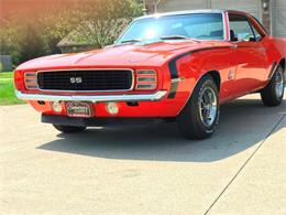 Picture of Classic '69 Chevrolet Camaro RS/SS located in Orville Ohio Offered by Sabettas Classics, LLC - QLWH