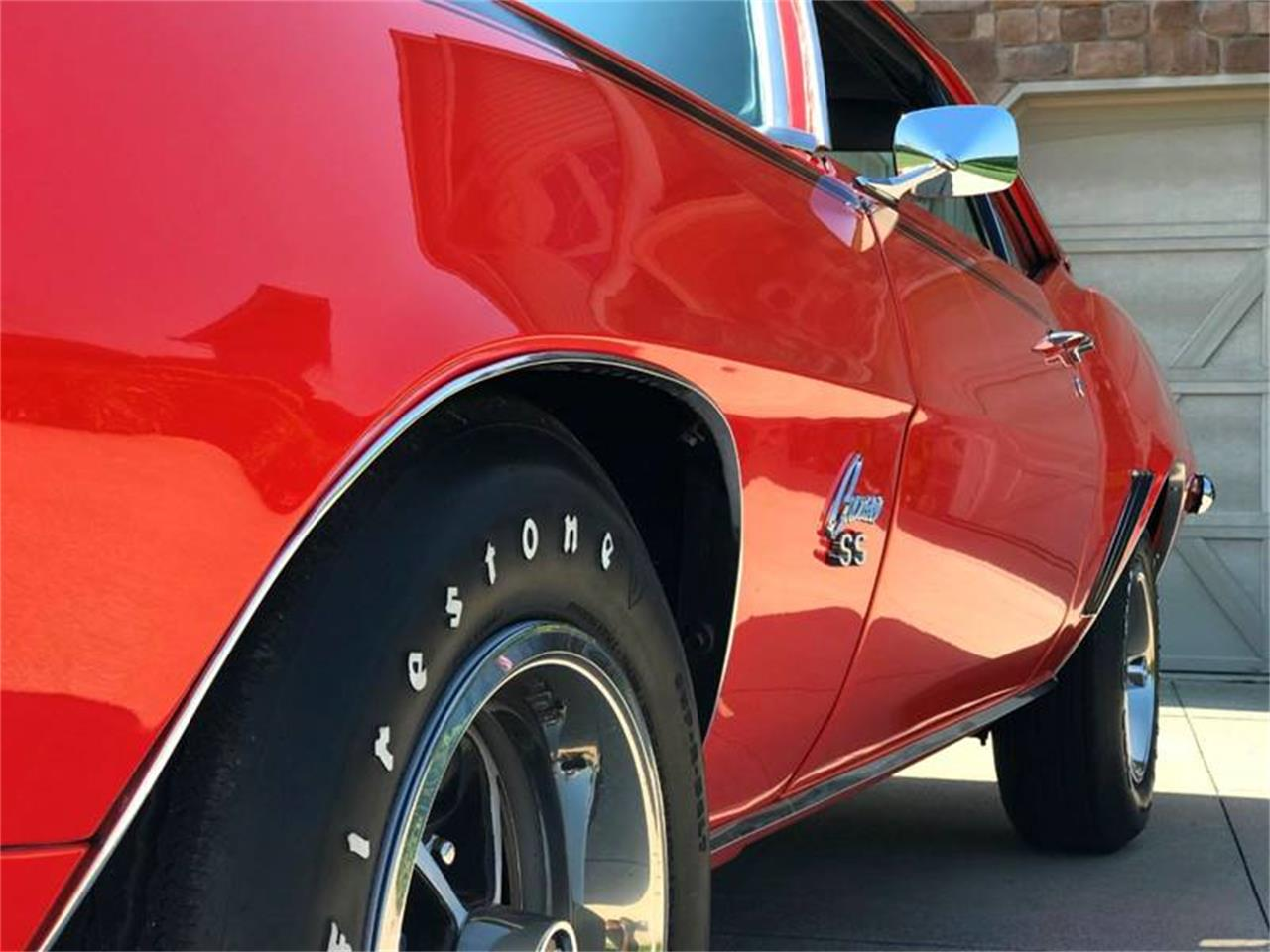 Large Picture of '69 Chevrolet Camaro RS/SS located in Ohio - $52,485.00 Offered by Sabettas Classics, LLC - QLWH