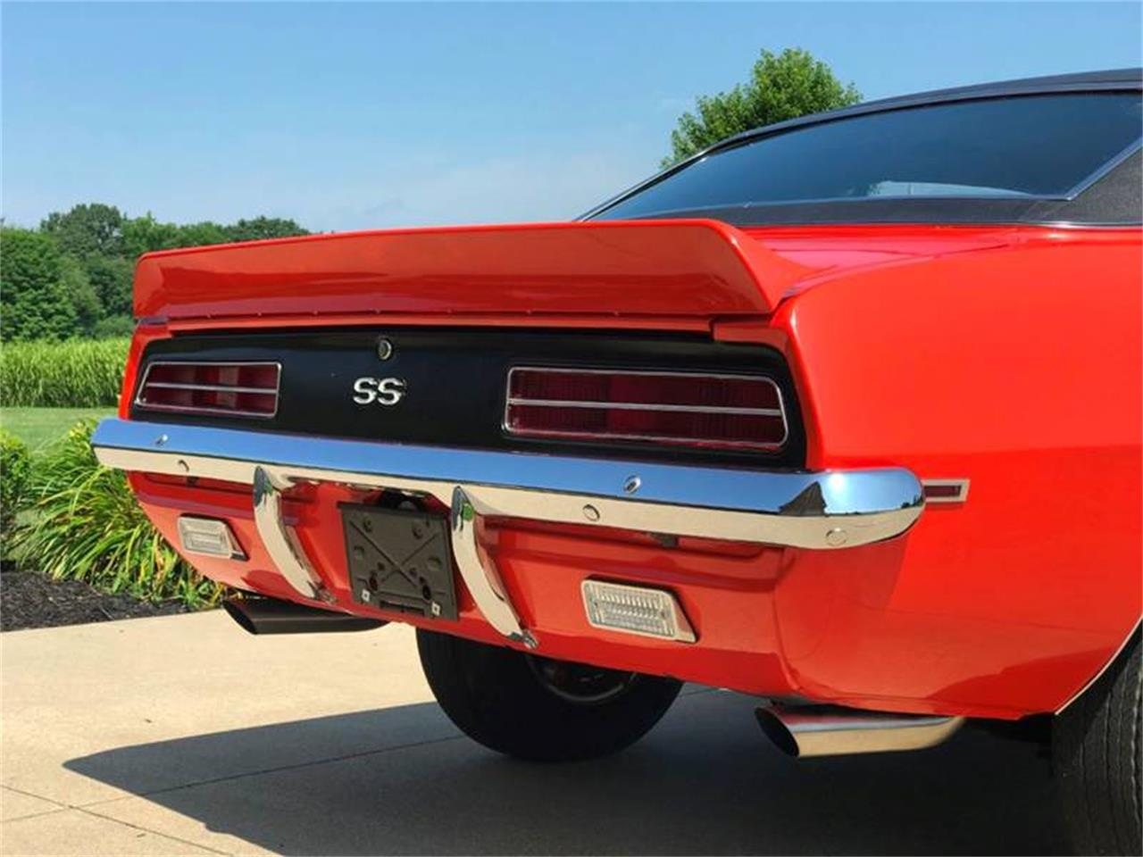 Large Picture of 1969 Chevrolet Camaro RS/SS located in Ohio - QLWH