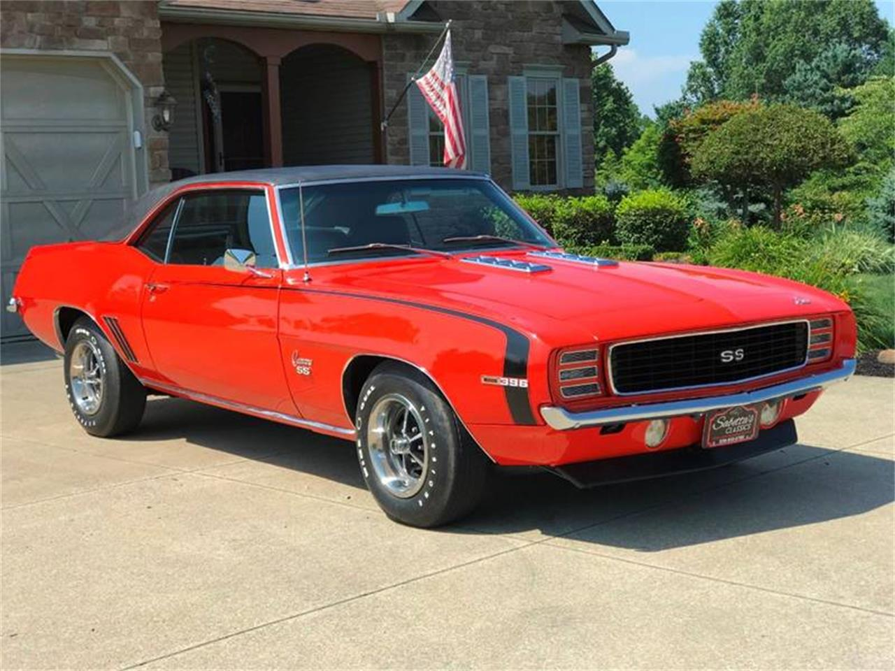 Large Picture of '69 Chevrolet Camaro RS/SS located in Orville Ohio - $52,485.00 Offered by Sabettas Classics, LLC - QLWH