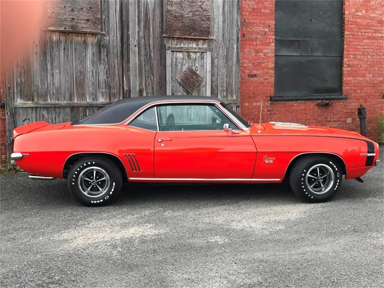 Large Picture of Classic 1969 Chevrolet Camaro RS/SS located in Ohio - QLWH