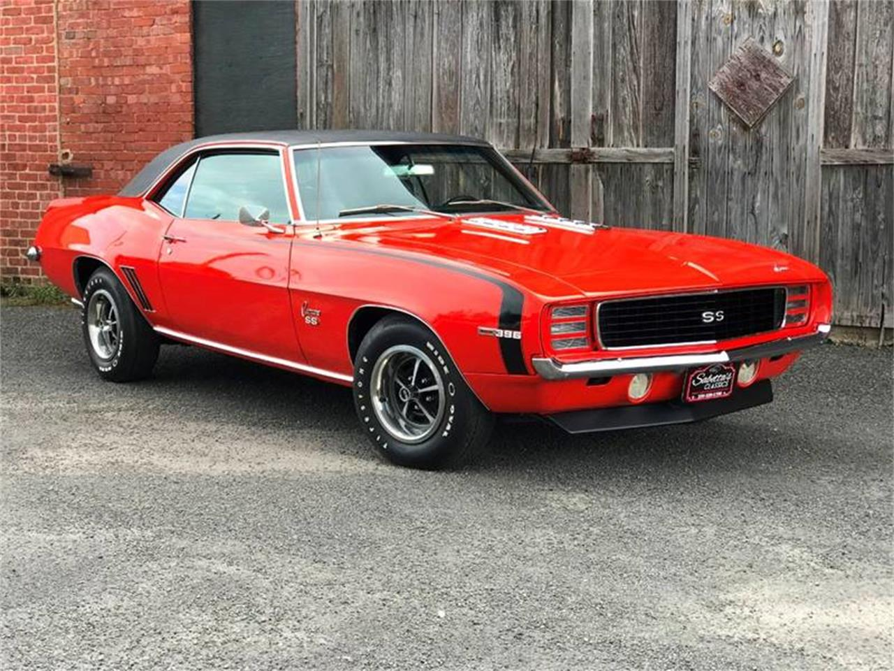 Large Picture of '69 Chevrolet Camaro RS/SS - QLWH