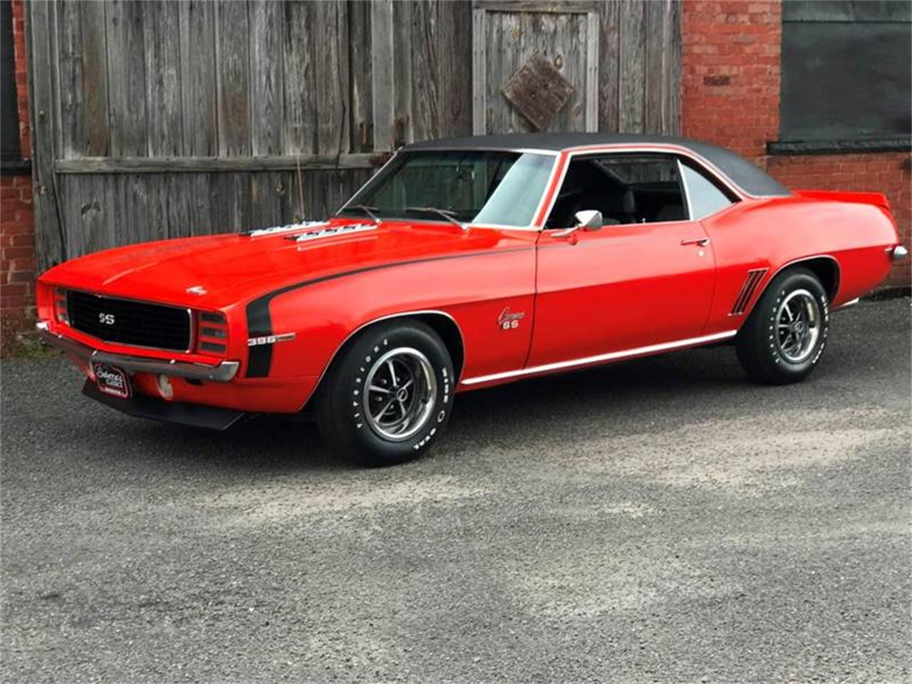 Large Picture of Classic '69 Camaro RS/SS located in Orville Ohio Offered by Sabettas Classics, LLC - QLWH