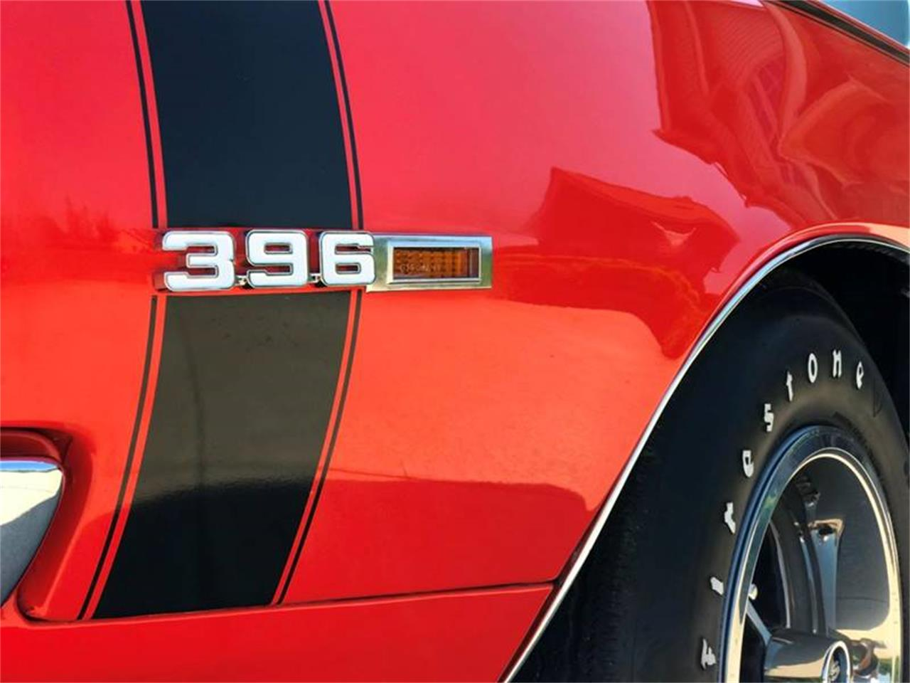 Large Picture of 1969 Chevrolet Camaro RS/SS Offered by Sabettas Classics, LLC - QLWH