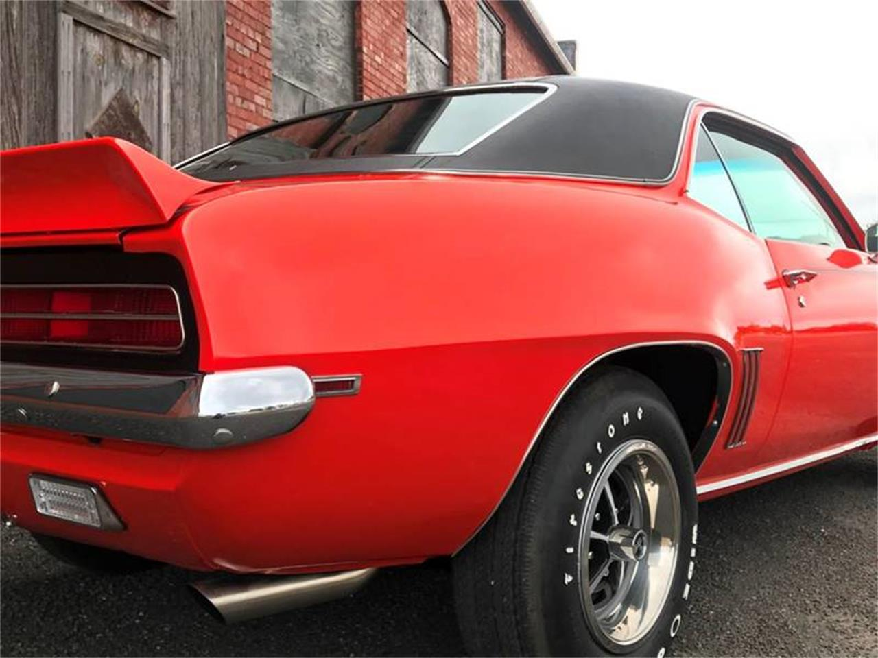 Large Picture of '69 Camaro RS/SS - QLWH