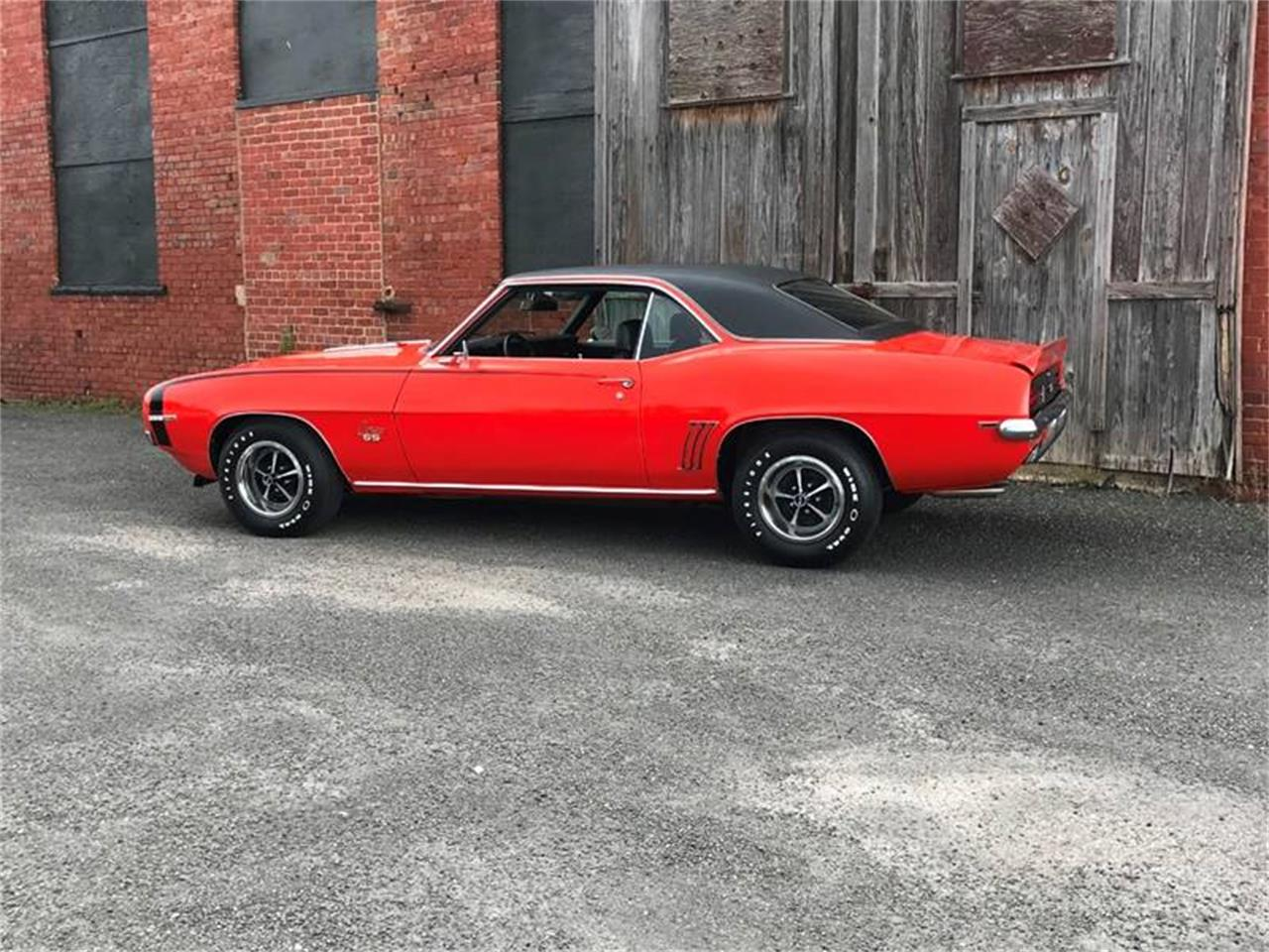Large Picture of 1969 Chevrolet Camaro RS/SS located in Orville Ohio - QLWH