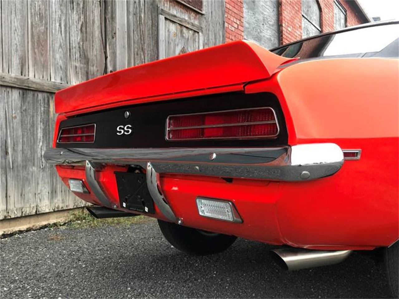 Large Picture of Classic 1969 Camaro RS/SS - $52,485.00 Offered by Sabettas Classics, LLC - QLWH