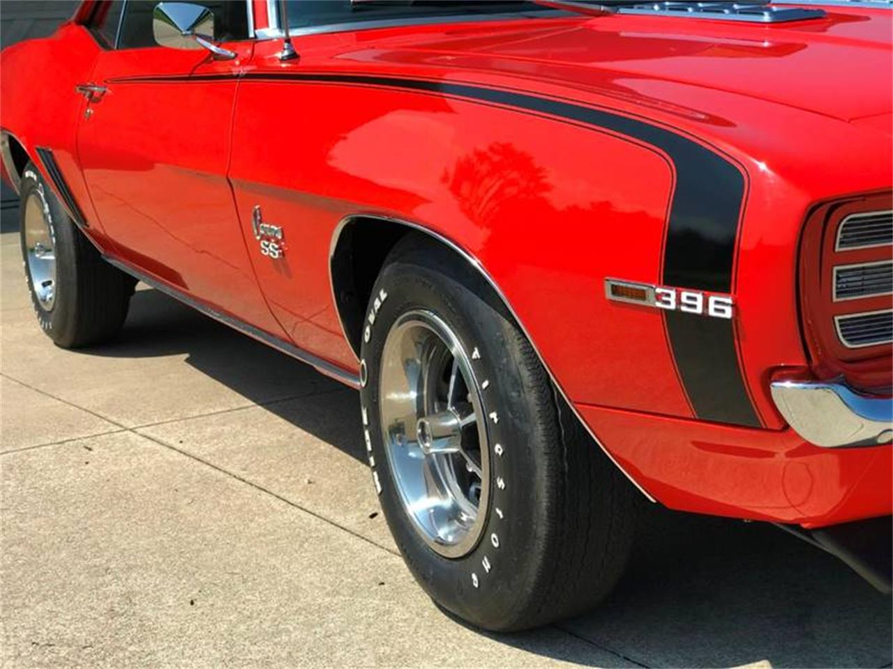 Large Picture of 1969 Chevrolet Camaro RS/SS - $52,485.00 Offered by Sabettas Classics, LLC - QLWH