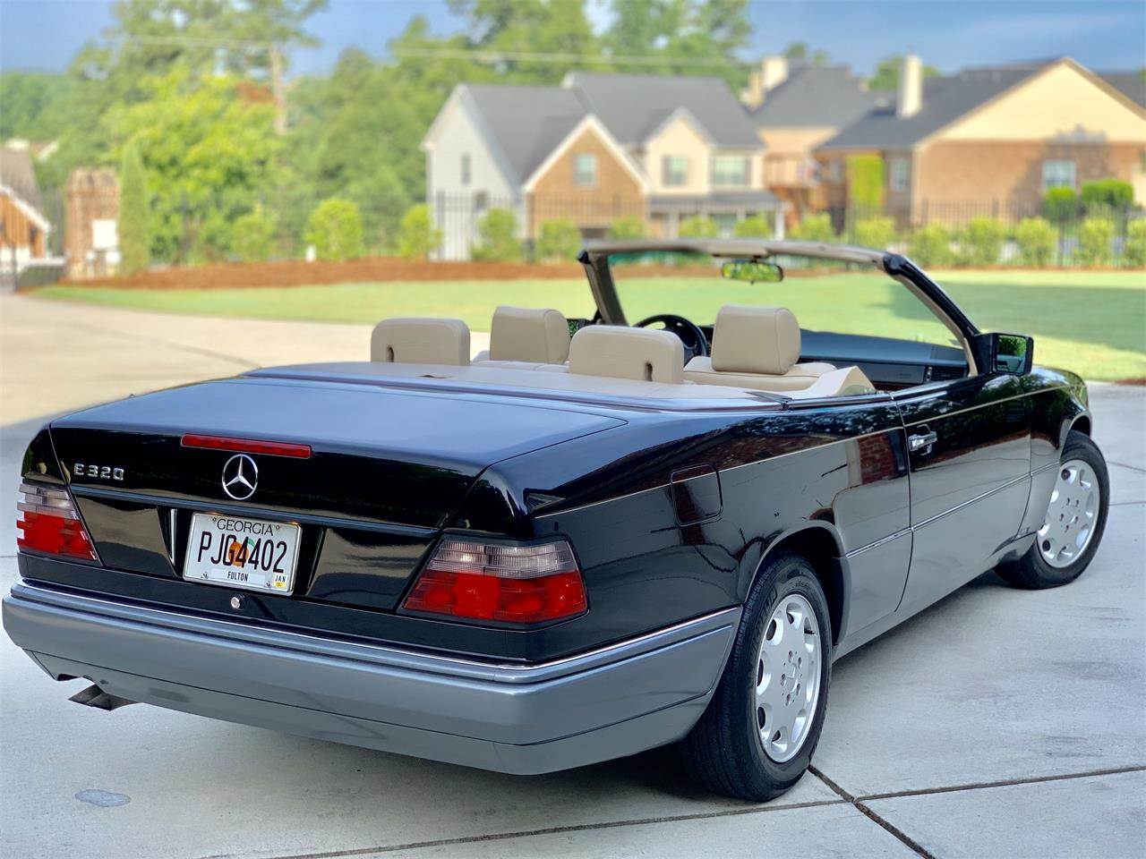 Large Picture of '94 E320 - QLWN