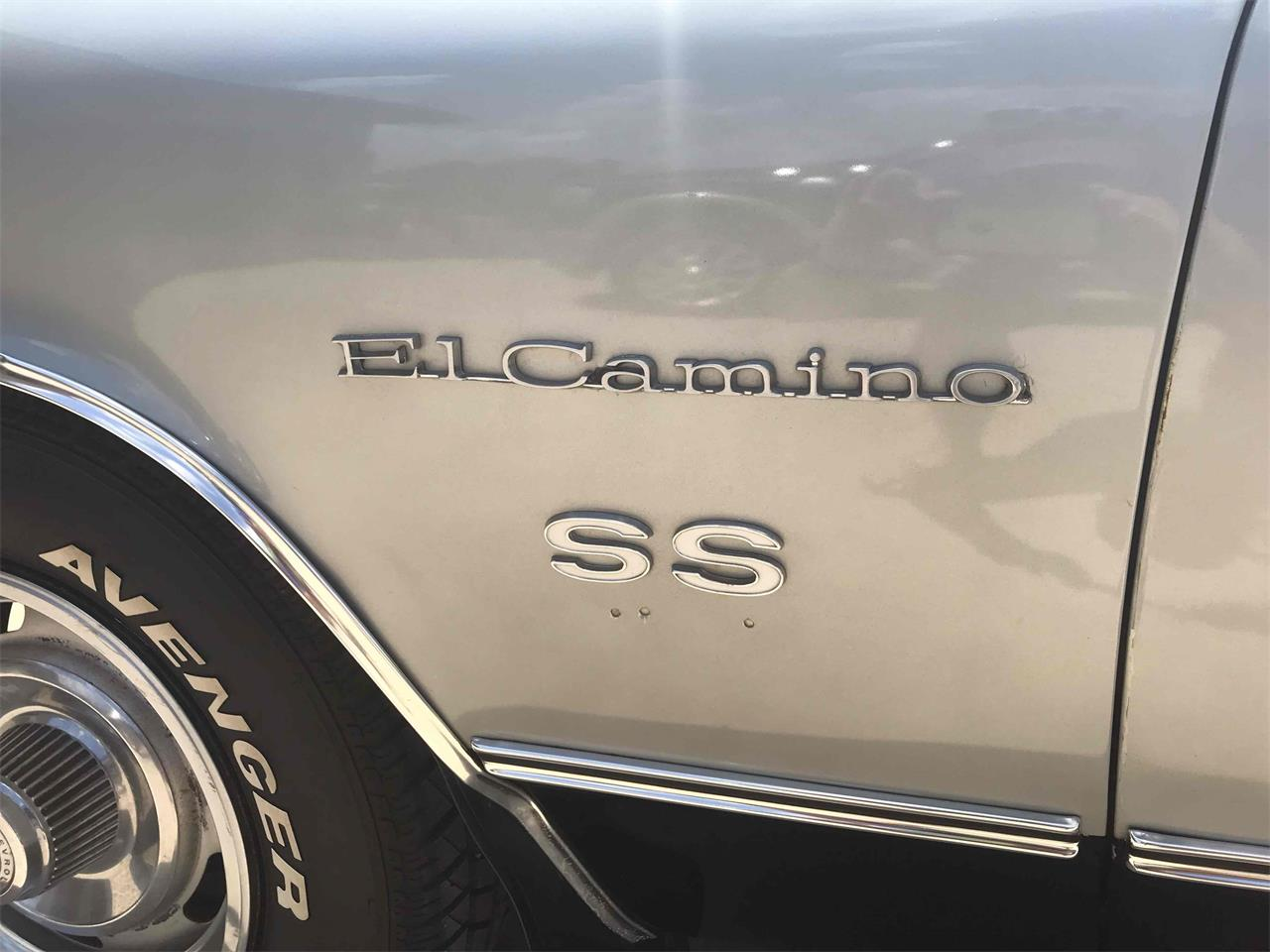 Large Picture of '70 El Camino SS - QLWO