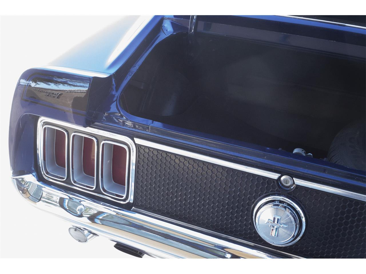 Large Picture of '70 Mustang Mach 1 - QLXE