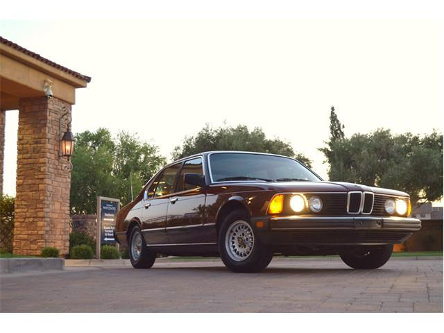 Picture of '84 7 Series - QLXF