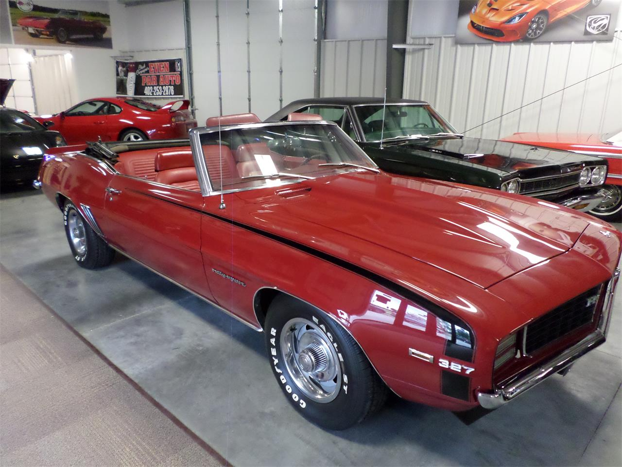 Large Picture of '69 Camaro RS located in Springfield Nebraska - $48,990.00 Offered by a Private Seller - QLXI