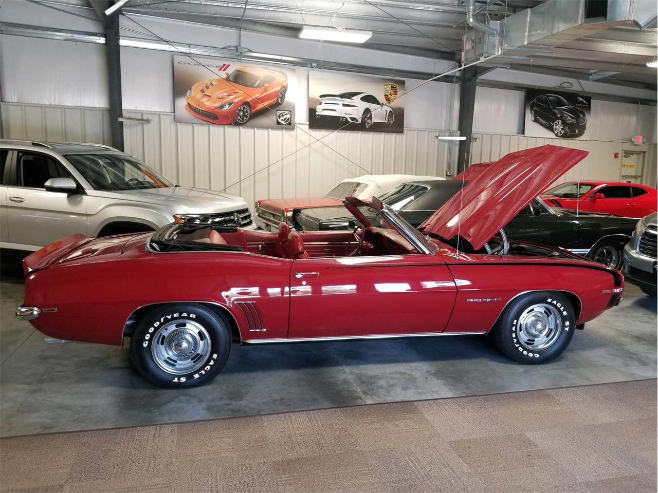 Large Picture of Classic 1969 Chevrolet Camaro RS located in Nebraska - $48,990.00 Offered by a Private Seller - QLXI