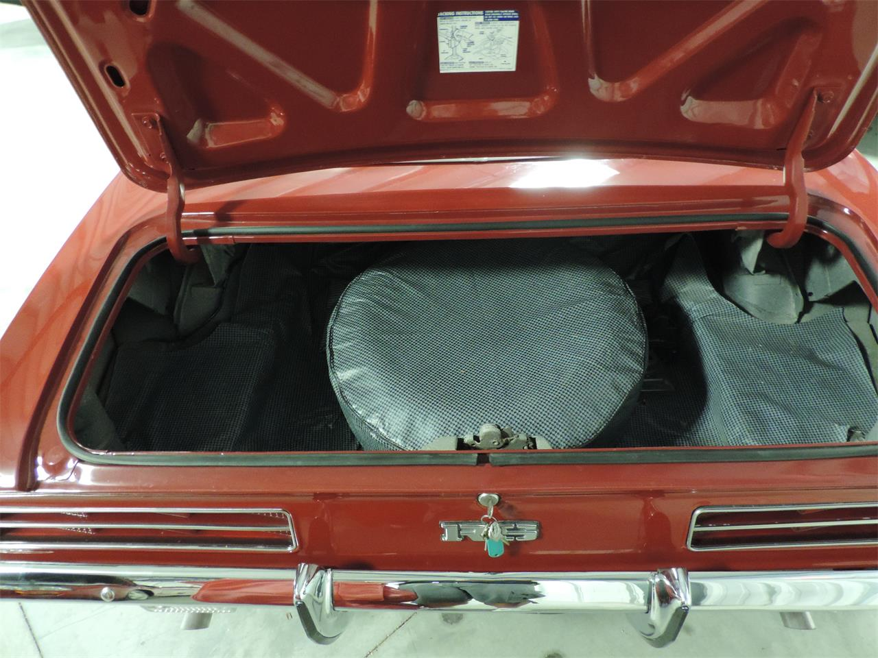 Large Picture of '69 Chevrolet Camaro RS located in Nebraska Offered by a Private Seller - QLXI