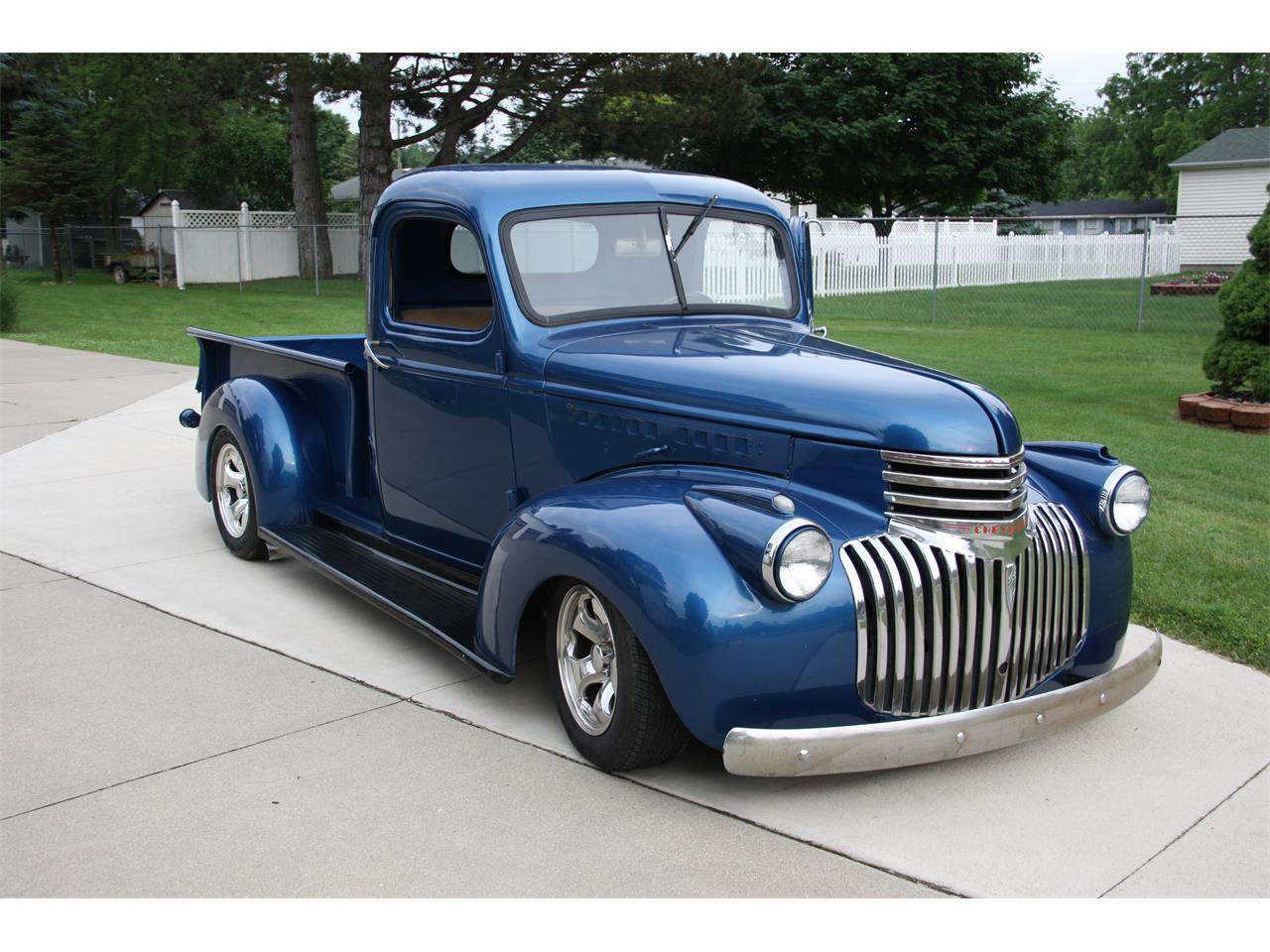 Large Picture of '45 Pickup - QLXK