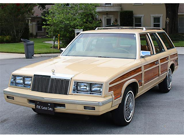 Picture of '85 Town & Country - QLYE