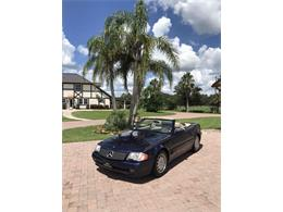 Picture of 1995 Mercedes-Benz SL500 located in Sarasota Florida Offered by Otto Motorcars, LLC - QKWP