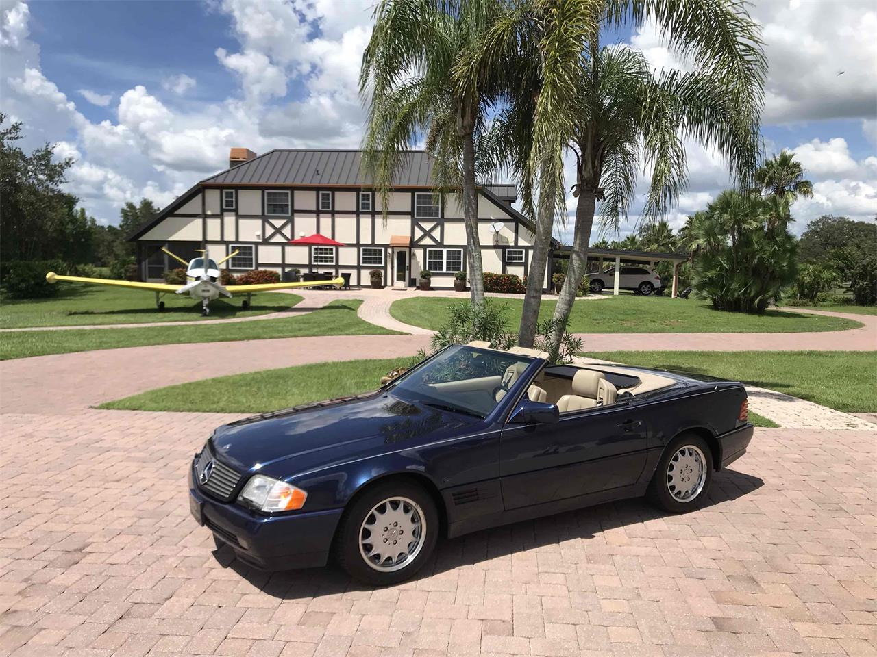 Large Picture of '95 SL500 located in Sarasota Florida Offered by Otto Motorcars, LLC - QKWP