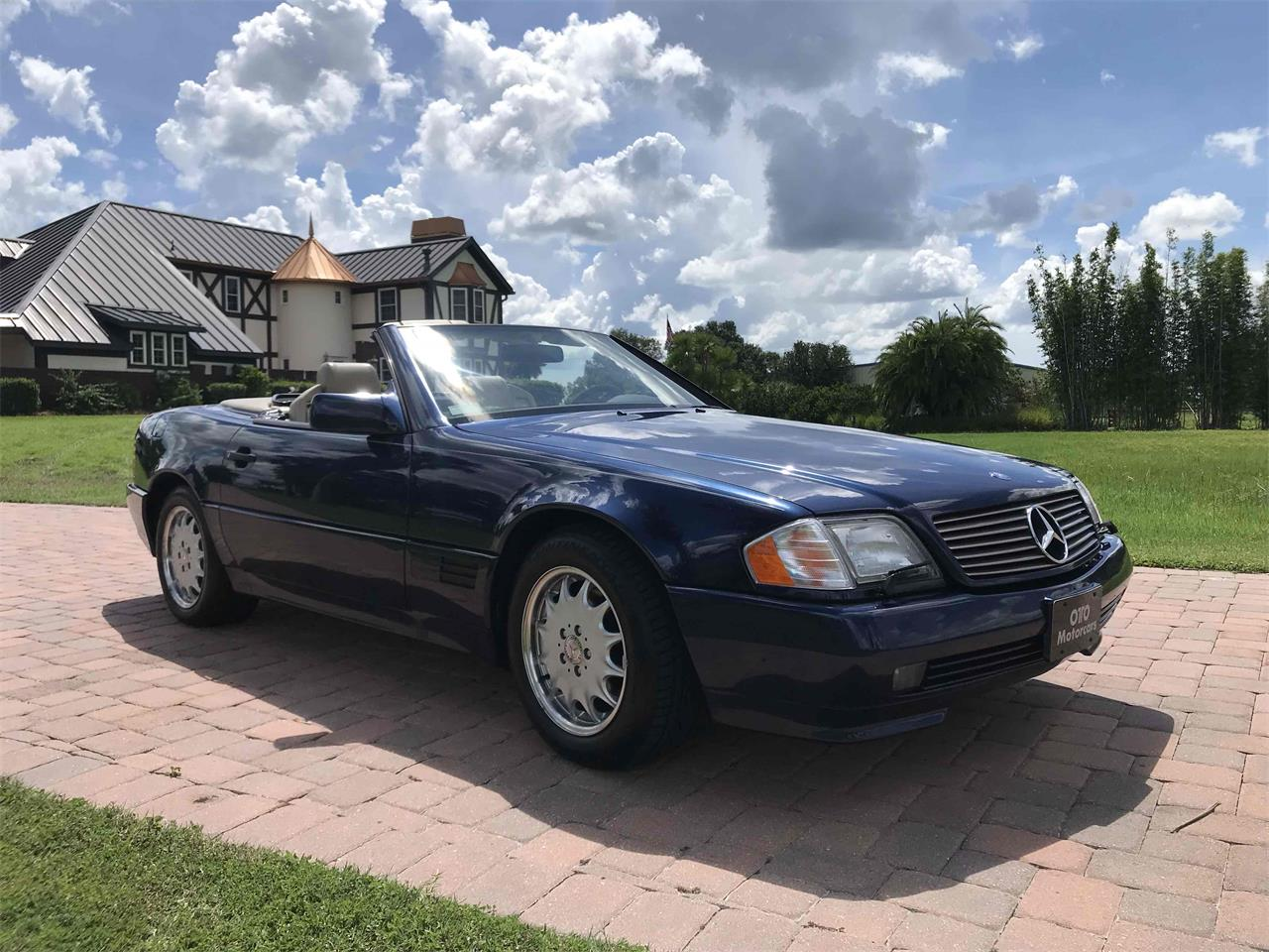 Large Picture of '95 Mercedes-Benz SL500 - $11,500.00 - QKWP