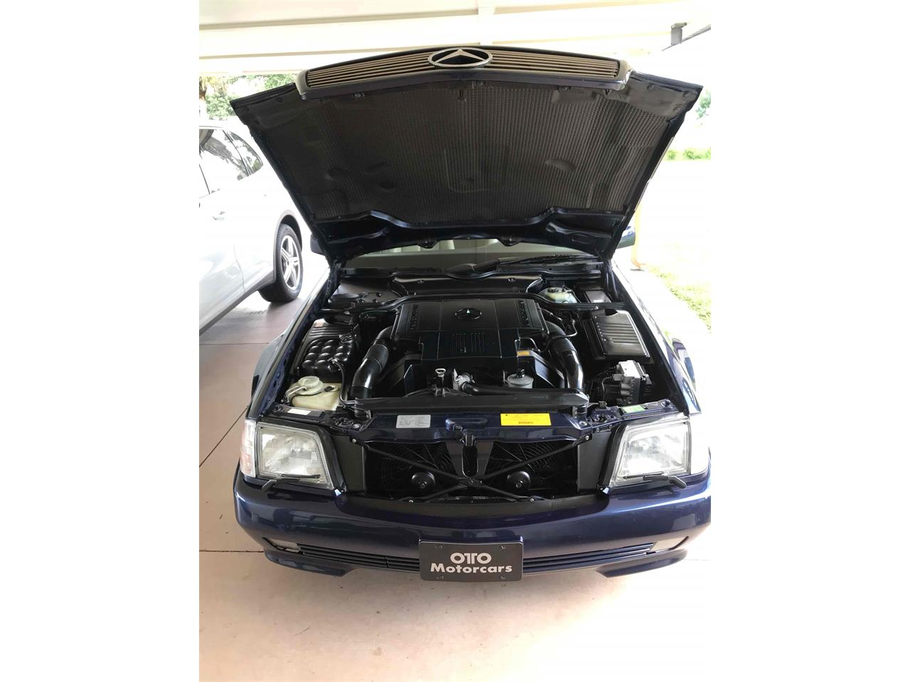 Large Picture of '95 SL500 located in Sarasota Florida - QKWP