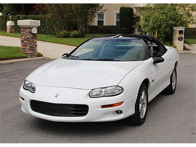 Picture of '99 Chevrolet Camaro Z28 - $22,500.00 Offered by  - QLZ1