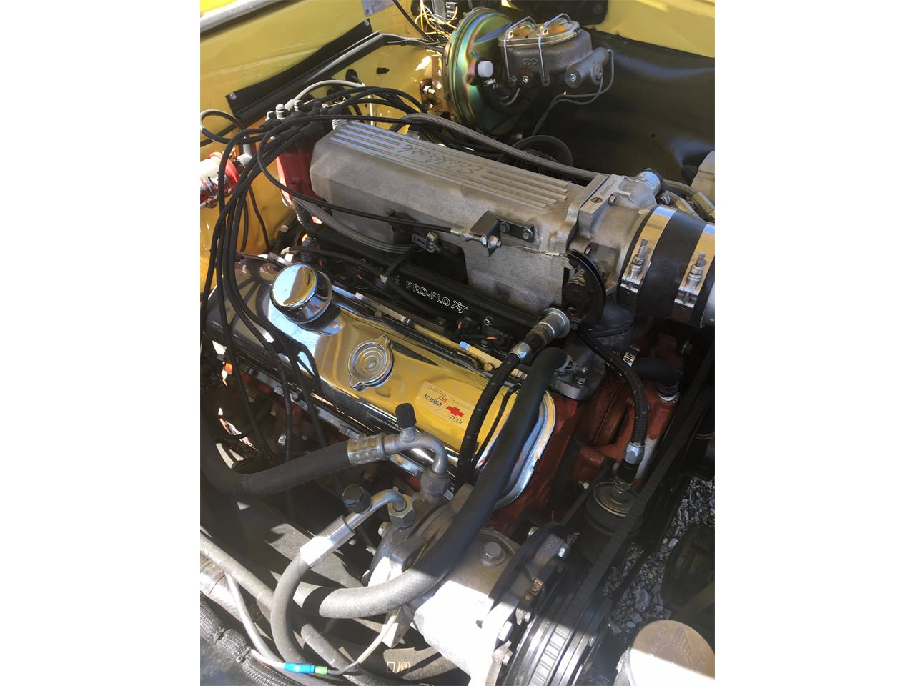 Large Picture of Classic 1966 Chevelle Malibu SS located in Helmville Montana - $34,500.00 - QLZR