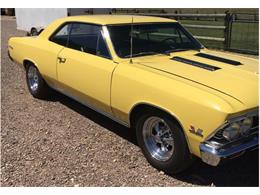 Picture of Classic '66 Chevrolet Chevelle Malibu SS Offered by a Private Seller - QLZR