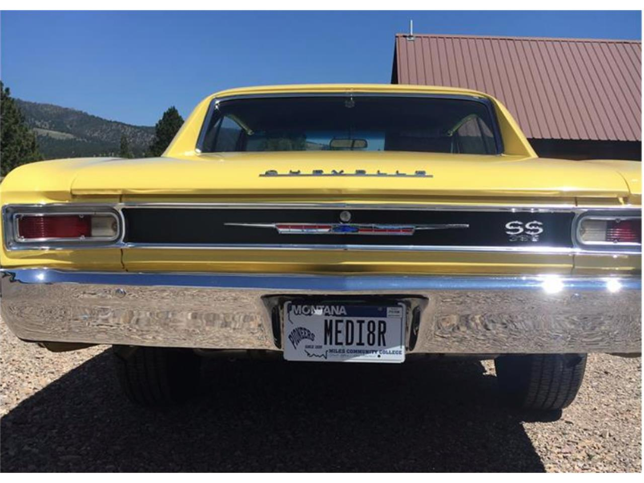 Large Picture of Classic '66 Chevelle Malibu SS - $34,500.00 Offered by a Private Seller - QLZR