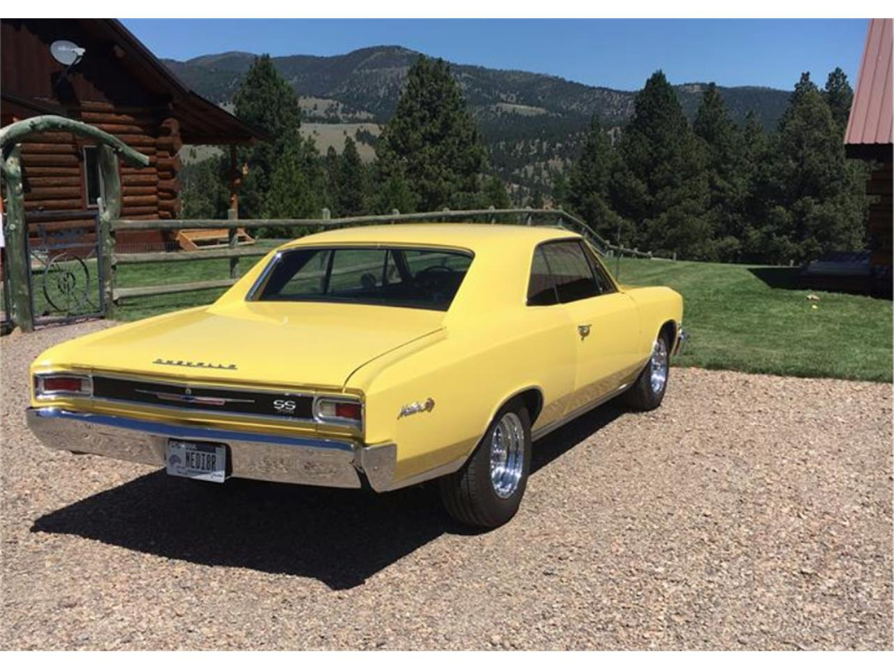 Large Picture of Classic 1966 Chevrolet Chevelle Malibu SS located in Montana - QLZR