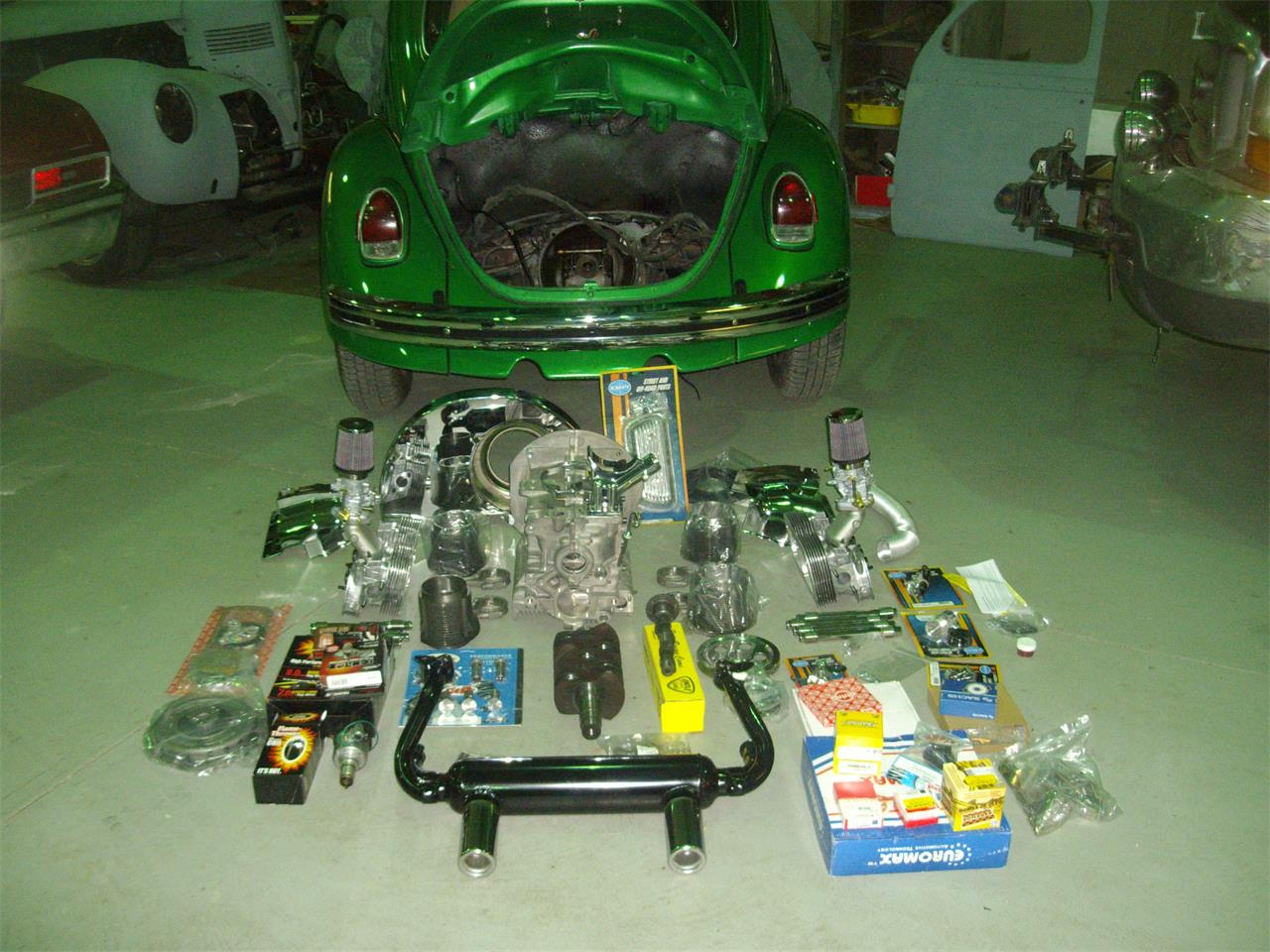 Large Picture of 1969 Beetle - $16,500.00 - QLZV
