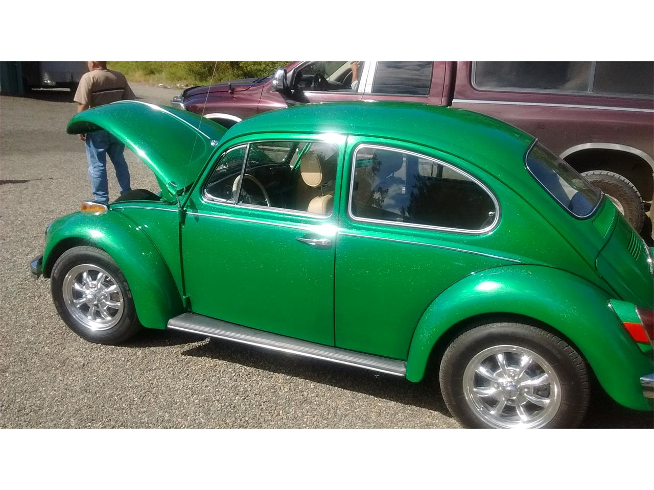 Large Picture of '69 Beetle located in Washington - $16,500.00 Offered by a Private Seller - QLZV