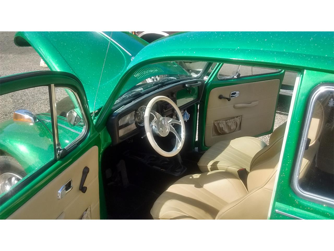 Large Picture of Classic 1969 Volkswagen Beetle - QLZV