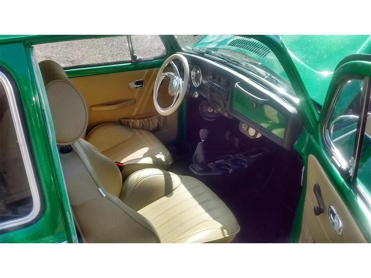 Large Picture of Classic '69 Beetle located in Toledo Washington - $16,500.00 Offered by a Private Seller - QLZV