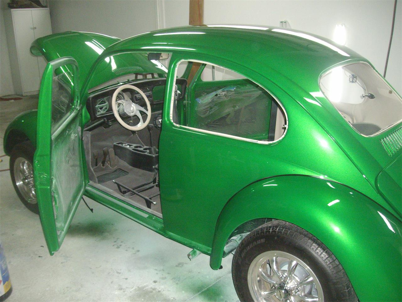Large Picture of '69 Volkswagen Beetle located in Washington - QLZV