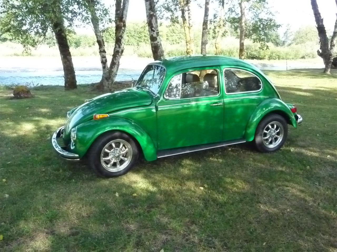 Large Picture of Classic 1969 Volkswagen Beetle located in Washington Offered by a Private Seller - QLZV